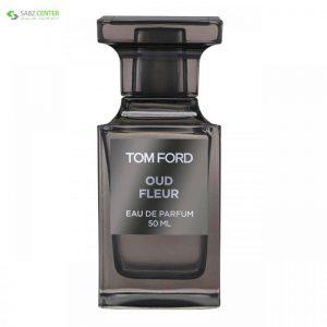 ادو پرفیوم تام فورد مدل Oud Fleur حجم 50 میلی لیتر - 0