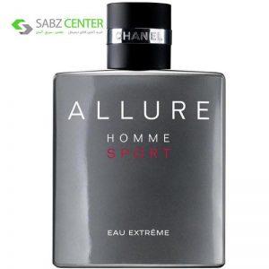 ادو پرفیوم مردانه شانل مدل Allure Homme Sport Eau Extreme حجم 100 میلی لیتر Chanel Allure Homme Sport Eau Extreme Eau De Parfum For Men 100ml - 0