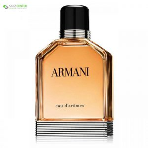 ادوتویلت مردانه جورجیو آرمانی مدل Eau d aromes حجم 50 میلی لیتر - 0