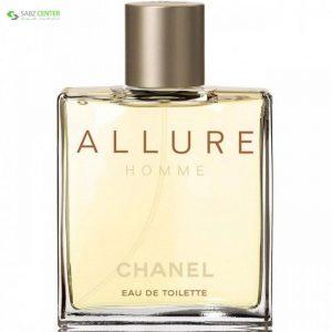 ادو تویلت مردانه شانل مدل Allure Pour Homme حجم 100 میلی لیتر - 0