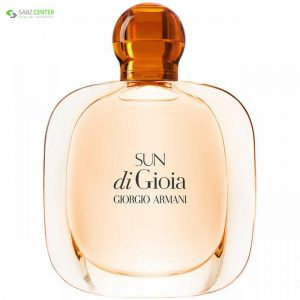 ادو پرفیوم زنانه جورجیو آرمانی مدل Sun Di Gioia حجم 100 میلی لیتر - 0