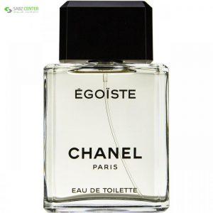 ادو تویلت مردانه شانل مدل Egoiste حجم 100 میلی لیتر Chanel Egoiste Eau De Toilette For Men 100ml - 0