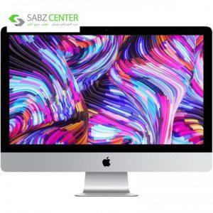 کامپیوتر همه کاره 27 اینچی اپل مدل iMac MRR12 2019 با صفحه نمایش رتینا 5K - 0