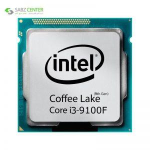 پردازنده اینتل سری Coffee Lake مدل Core i3-9100F