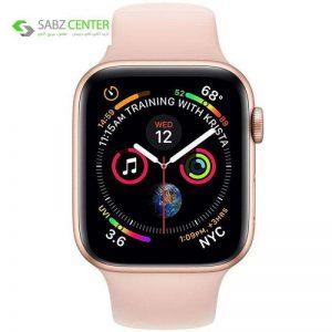 ساعت هوشمند اپل واچ سری 5 مدل 40mm Aluminum Case With Pink Sport Band - 0