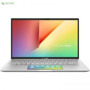 لپ تاپ 14 اینچی ایسوس مدل VivoBook S14 S432F - A - 0