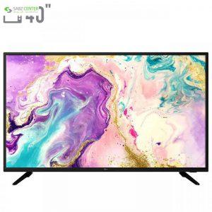 تلویزیون ال ای دی جی پلاس مدل 40JH512N سایز 40 اینچ - 0