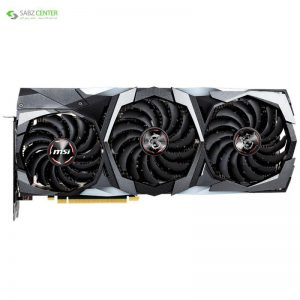 کارت گرافیک ام اس آی مدل GeForce RTX 2080 Ti GAMING X TRIO 11GB - 0