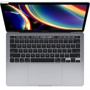 لپ تاپ 13 اینچی اپل مدل MacBook Pro MXK52 2020 همراه با تاچ بار - 0
