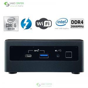 مینی پی سی اینتل Intel NUC 10i5FNH 4G-120SSD