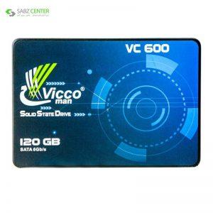 اس اس دی اینترنال ویکومن مدل VC600 ظرفیت 120 گیگابایت - 0