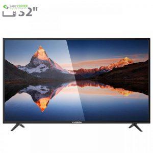 تلویزیون ال ای دی ایکس ویژن مدل 32xK570 سایز 32 اینچ - 0