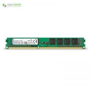 رم دسکتاپ کینگستون DDR3 تک کاناله 1600 مگاهرتز CL11 مدل KVR ظرفیت 4 گیگابایت - 0