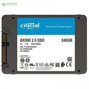 اس اس دی اینترنال کروشیال BX500 240GB