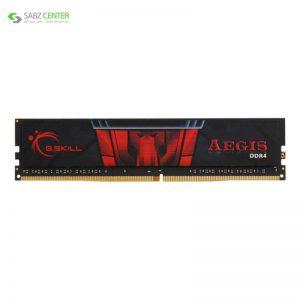 رم دسکتاپ DDR4 تک کاناله 3000 مگاهرتز CL16 جی اسکیل مدل Aegis ظرفیت 16 گیگابایت - 0