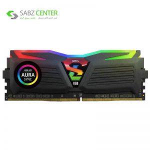 رم دسکتاپ DDR4 تک کاناله 3200 مگاهرتز CL16 گیل مدل SUPER LUCE RGB SYNC ظرفیت 16 گیگابایت - 0