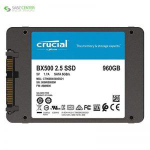 اس اس دی کروشیال BX500 960GB