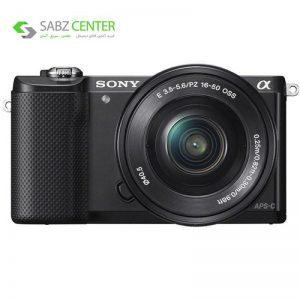 دوربین دیجیتال سونی ILCE-5000 / Alpha a5000 به همراه لنز 50-16 - 0