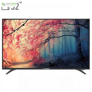 تلویزیون ال ای دی ایکس ویژن مدل 32XT520 سایز 32 اینچ - 0