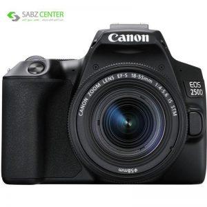 دوربین دیجیتال کانن EOS 250D با لنز 55-18میلیمتر IS STM