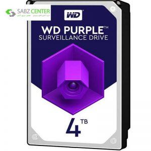 هارددیسک اینترنال وسترن دیجیتال Purple WD40PURX 4TB