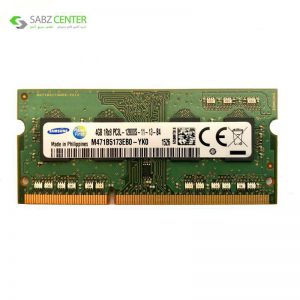 رم لپ تاپ DDR3L سامسونگ PC3L 4GB