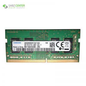 رم لپ تاپ DDR4 سامسونگ SODIMM 4GB