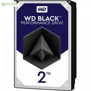 هارددیسک اینترنال وسترن دیجیتال Black WD2003FZEX 2TB