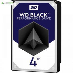 هارددیسک اینترنال وسترن دیجیتال Black WD4003FZEX 4TB