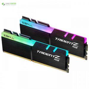 رم دسکتاپ DDR4 جی اسکیل TRIDENT Z RGB 16GB