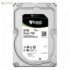 هارددیسک اینترنال سیگیت Exos ST6000NM0115 6TB