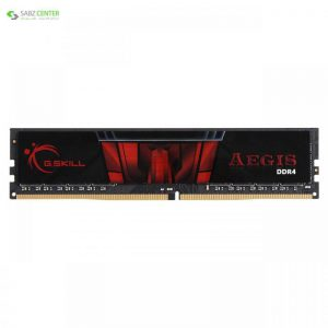 رم دسکتاپ DDR4 جی.اسکیل مدل Aegis 8GB