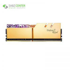 رم دسکتاپ DDR4 جی اسکیل Trident Z Royal Gold 64GB