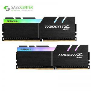 رم دسکتاپ DDR4 جی اسکیل Trident Z RGB ظرفیت 16گیگابایت