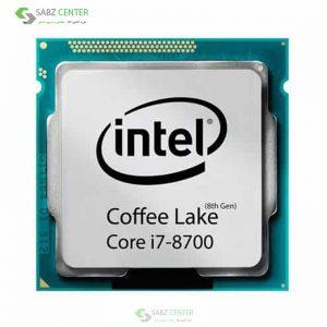 پردازنده اینتل Intel Core i7-8700 TRAY