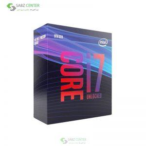 پردازنده اینتل Intel core i7 9700k box