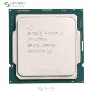 پردازنده اینتل Intel Core i7 10700K Tray