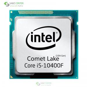 پردازنده اینتل Intel Core i5-10400F Tray