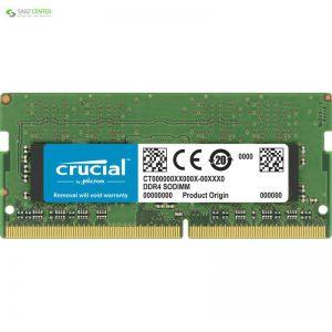 رم لپ تاپ DDR4 کروشیال CT16G4SFD8266 16GB