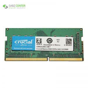 رم لپ تاپ DDR4 تک کاناله 2400مگاهرتز کروشیال CB8GS2400 8GB