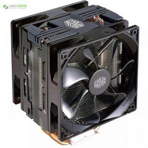 خنک کننده پردازنده کولر مستر Hyper 212 LED Turbo Black Edition
