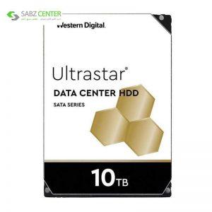 هارددیسک اینترنال وسترن دیجیتال Ultrastar 0B42266 10TB