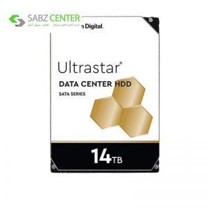 هارد دیسک اینترنال وسترن دیجیتال 0F31284 Ultrastar 14TB