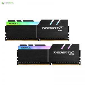 رم دسکتاپ DDR4 جی اسکیل TRIDENTZ RGB 16GB