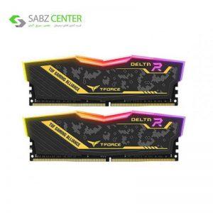 رم دسکتاپ DDR4 تیم گروپ T-Force TUF Delta RGB 32GB