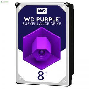 هارددیسک اینترنال وسترن دیجیتال Purple WD82PURZ 8TB