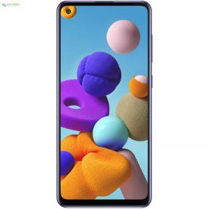 گوشی موبایل سامسونگ Galaxy A21s ظرفیت 128GB