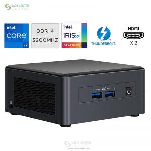 کامپیوتر کوچک اینتل Intel NUC 11 Pro NUC11TNHi7 Kit