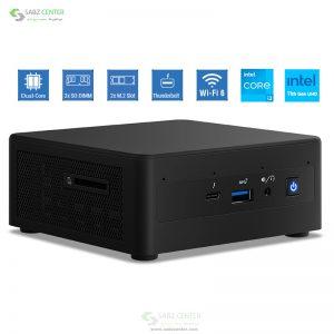 کامپیوتر کوچک اینتل Intel NUC 11 NUC11PAHi3 Kit