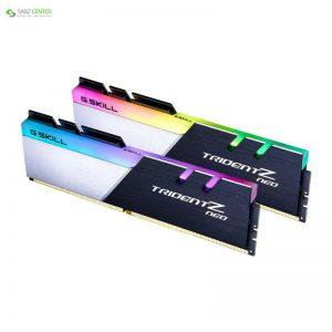 رم دسکتاپ DDR4 جی اسکیل TRIDENTZ NEO 32GB